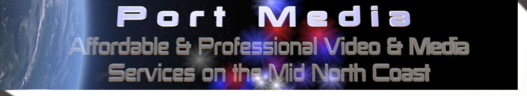 Port Media Video Production and Digital Media Conversion Specialists
